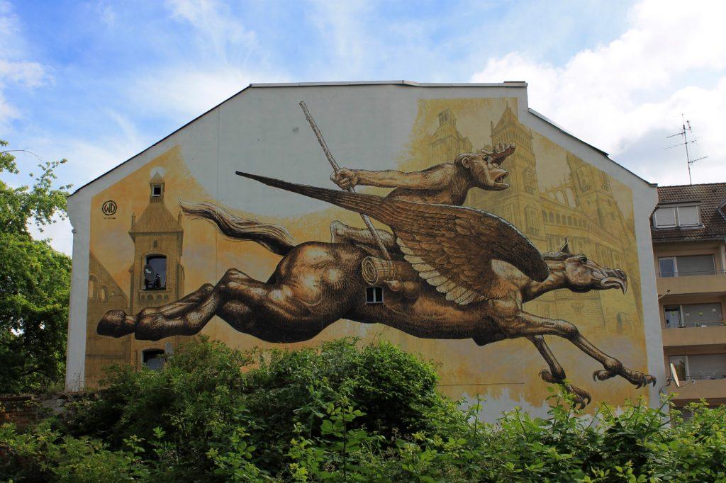 """""""Journey"""" by WD in Wiesbaden, Germany"""