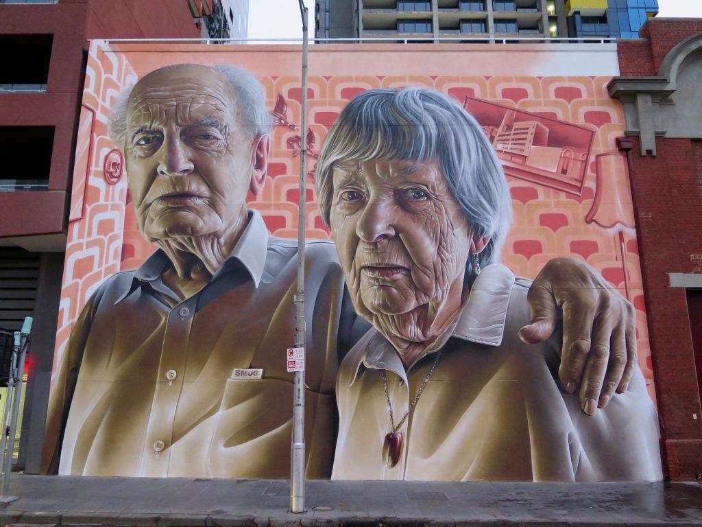 """Grandparents"" by Smug in Melbourne"