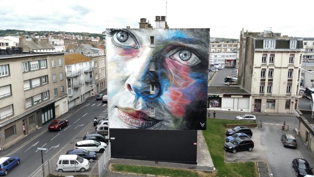 David Walker in Boulogne-Sur-Mer, France