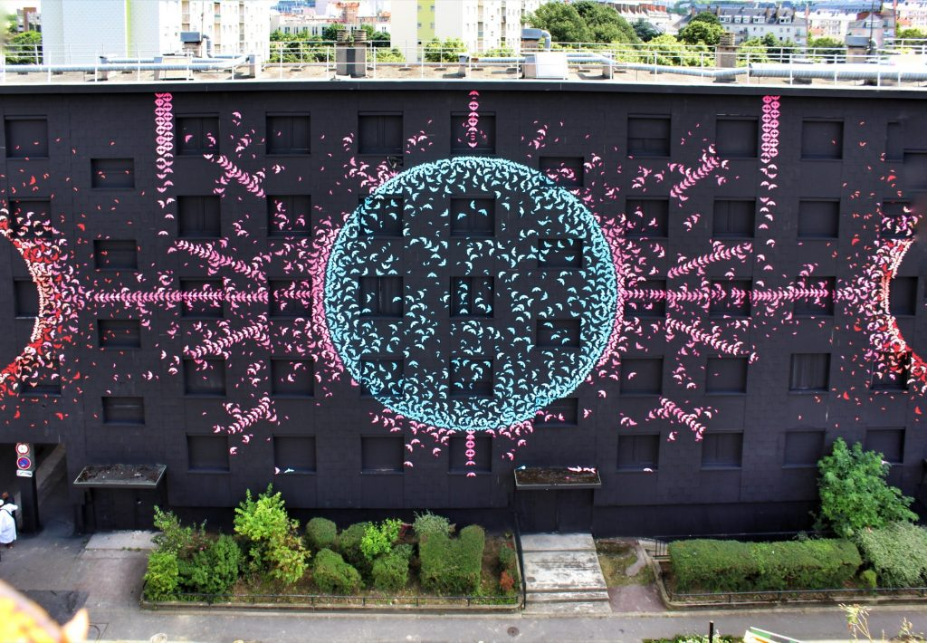 """Lunar Cycles"" by Mademoiselle Maurice in Paris"