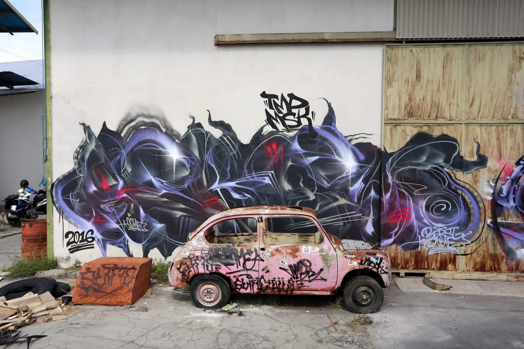 TropicaFestival: Askew, Sofles & Vans The Omega in Bali