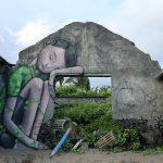 TropicaFestival: Seth Globepainter in Bali