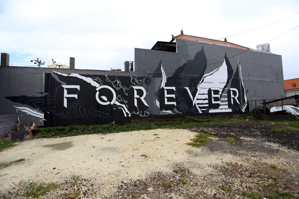 """TropicaFestival: """"Forever"""" by Georgia Hill in Bali"""