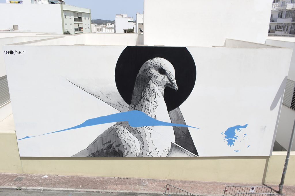 """In Search Of Sunrise"" by iNO in Ibiza"