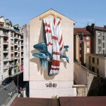"""Ordering Machine"" by Never Crew in Grenoble"