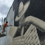 Richmond Mural Project: Work In Progress by WAONE