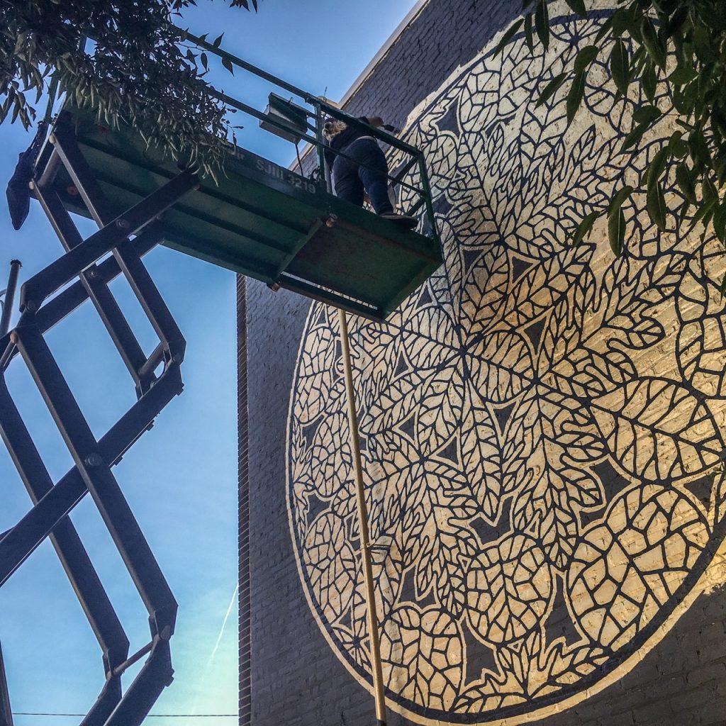 ArtWhino: Work In Progress by Vero Rivera in Richmond