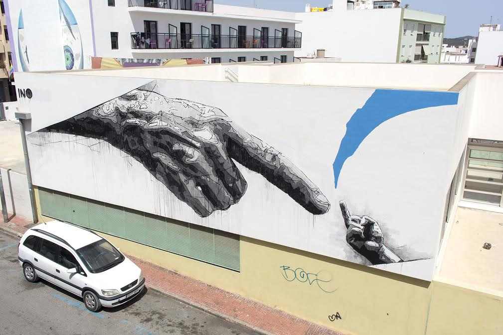 """Funk The Power"" by iNO in Ibiza"