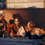 """Supper At Emmaus"" by Andrea Ravo in Sicily"