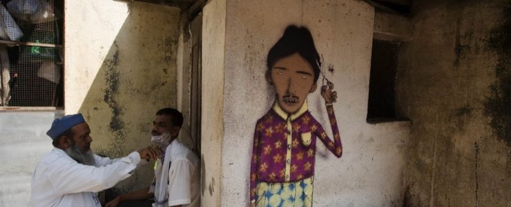 Here Today, Gone Tomorrow: Os Gemeos in Mumbai