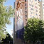 """Looking Back"" by Jarus in Gothenburg, Sweden"