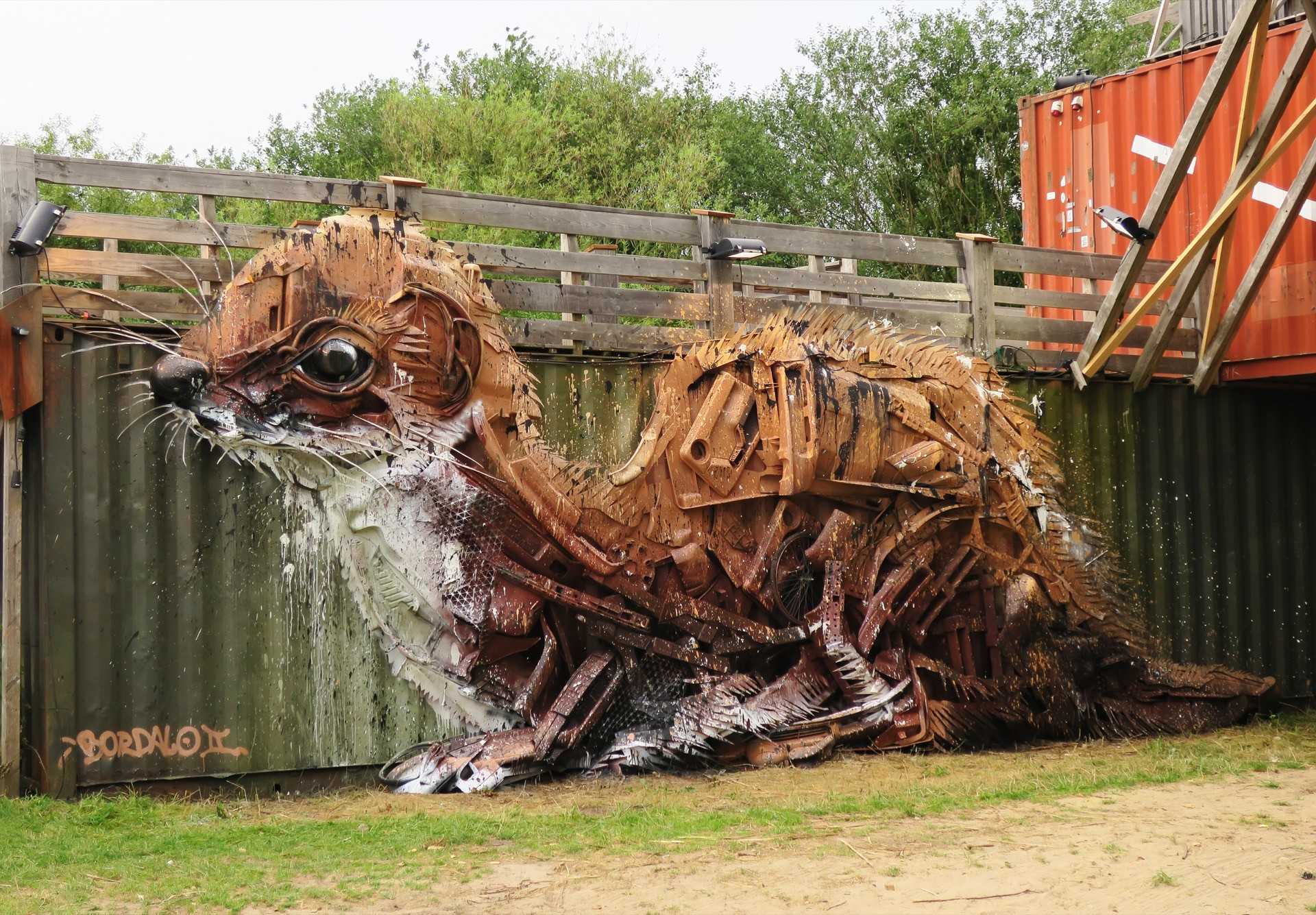 5- Bordalo II - Germany