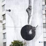 """""""Instability"""" by iNO in Kiev, Ukraine"""