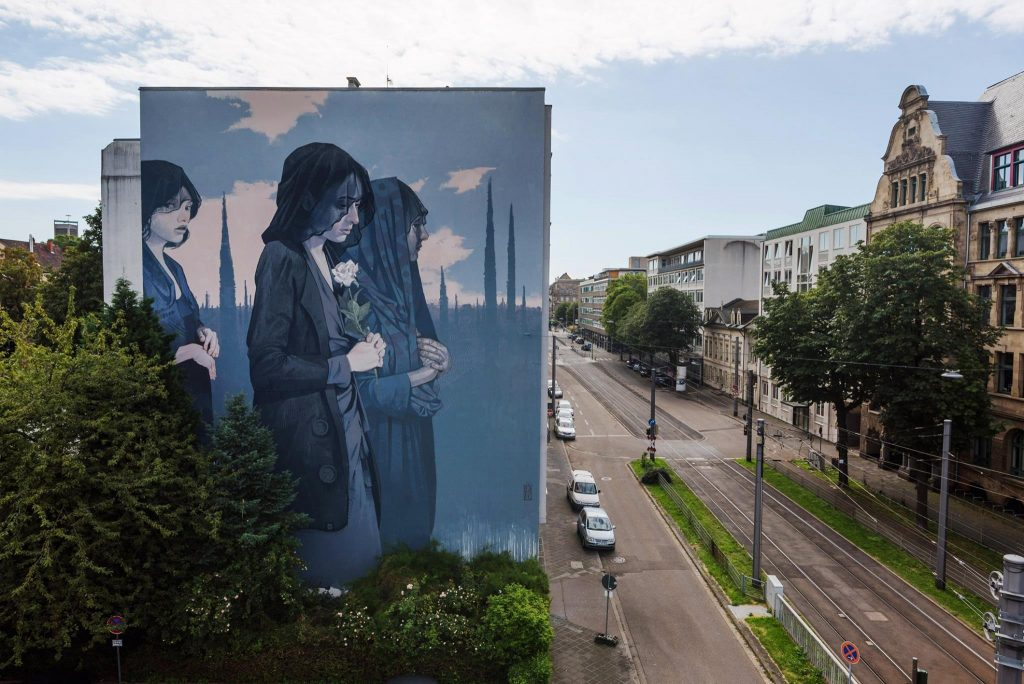 """Europe"" by Bezt in Mannheim, Germany"