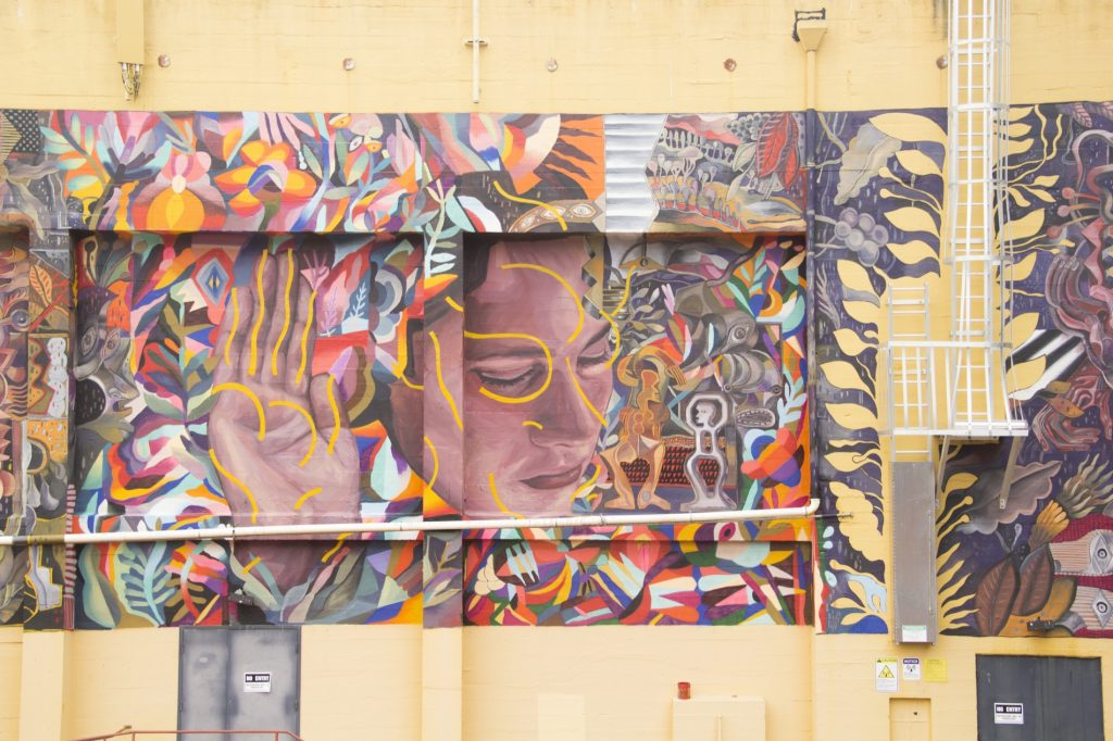 """""""The Mysterious Thing"""" by Ever & Zio Ziegler in California"""