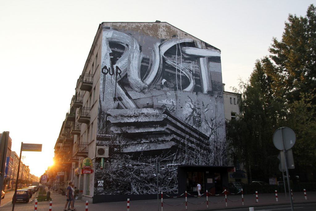 """Our Rust"" by Monstfur by Czestochowa, Poland"