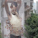 """Axis"" by Aryz in Chongqing, China"