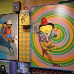 "Coverage: Os Gemeos ""Silence of the Music"" Solo Show @ NYC's Lehmann Maupin"