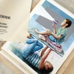"""Fintan Magee """"The Lighthouse"""" Limited Edition Hand Finished Screen Print – Available Now"""