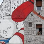 """""""Backpack Home"""" by Millo in Ascoli Piceno, Italy"""