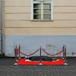 """V.I.P – Very Important Poverty"" by Biancoshock in Tartu, Estonia"