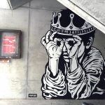 """The Prince Charles"" by PILPELED in Berlin"