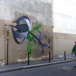 """Colibri"" by Ludo in Paris, France"