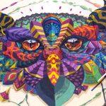 """Night Watcher"" by Farid Rueda in Aruba"