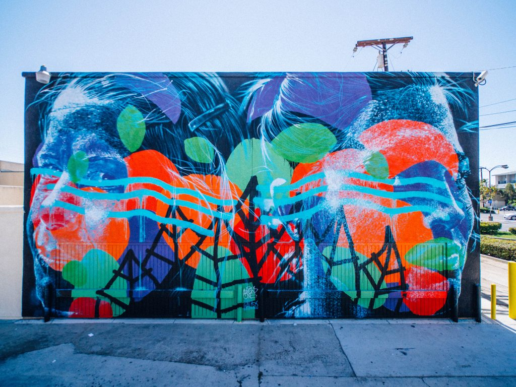 PangeaSeed' Sea Walls: Murals for Oceans San Diego 2016