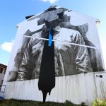 """Wall Poetry '16: """"Officially Nobody"""" by Ino in Reykjavik"""