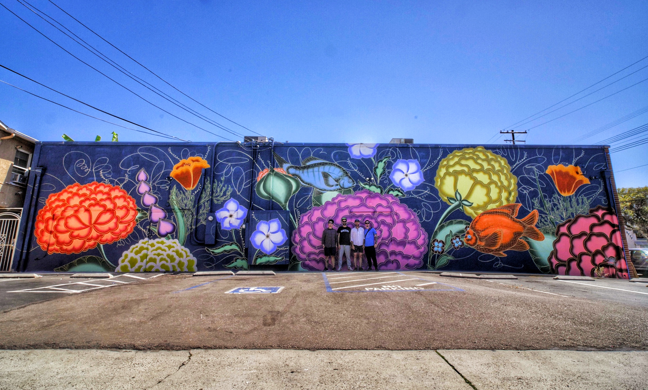 Austin Telco Locations >> PangeaSeed' Sea Walls: Murals for Oceans San Diego 2016 ...