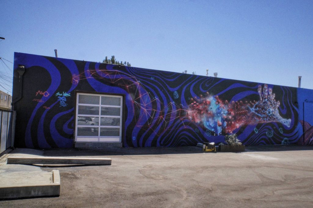 Austin Telco Locations >> PangeaSeed' Sea Walls: Murals for Oceans San Diego 2016 ...