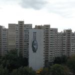 Olivier Bonnard's mural for Art United Us x Sea Walls