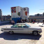 Barry McGee Installation @ Moscone Center Garage