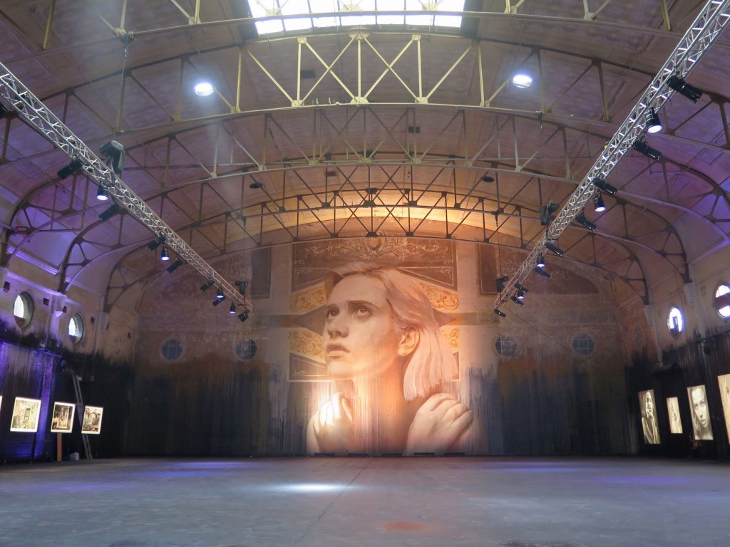 "Coverage: RONE ""Empty"" solo exhibition in Melbourne"