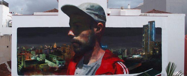 """""""Rebellion der Träumer"""" by Sebas Velasco in Puerto de la Cruz, Tenerife, Canary Islands"""
