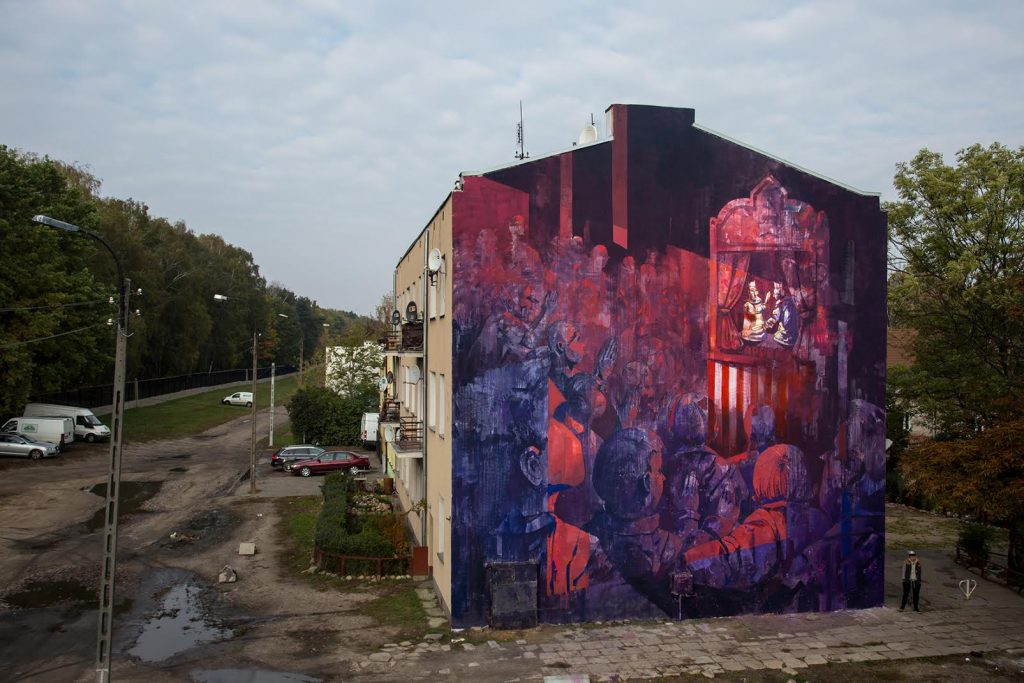 """Education System"" by Sepe in Warsaw"