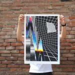 "Felipe Pantone ""Optichromie 69"" Limited Edition Print – Available November 3rd"
