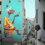 """Usual Unusual"" by Do & Khatra in Hyderabad, India"