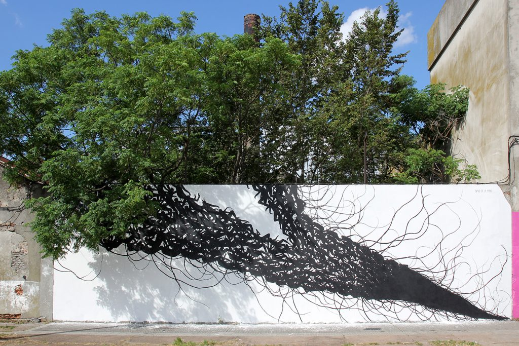 """""""Burst"""" by David De La Mano in Montevideo, Uruguay"""