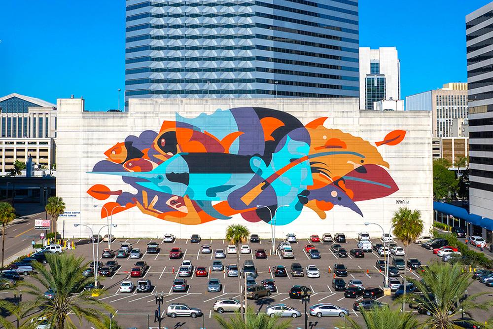 """""""Fauna & Flora"""" by REKA in Jacksonville"""