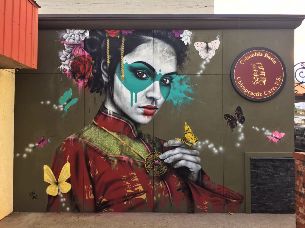 """Yuijou"" by Fin DAC in Ephrata, USA"