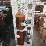 """Never Give Up"" by Millo in Santiago, Chile"