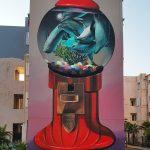 Sea Walls: Murals for Oceans in Cancun 2016