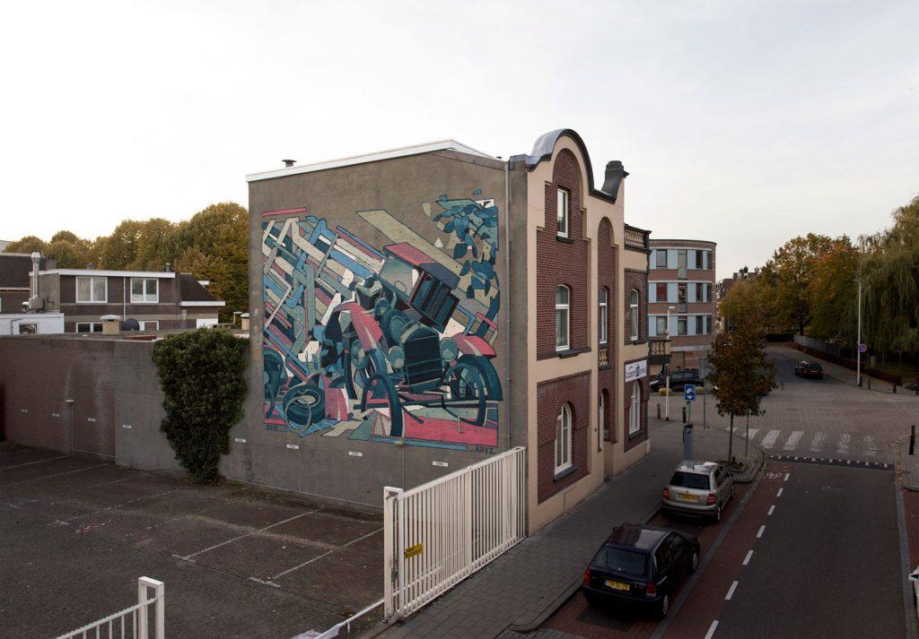 """Recap: """"Heerlen Murals"""" in Netherlands"""