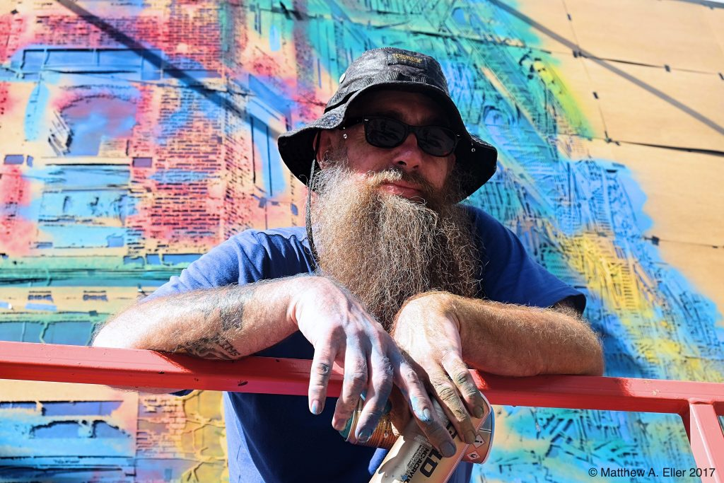 Artist Interview: Logan Hicks