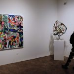 """Coverage: Bäst """"New Works"""" a Solo Show @ Allouche Gallery, NYC"""