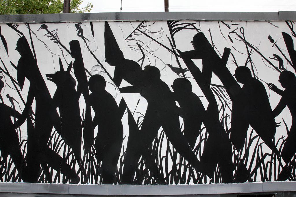 """""""Wandering community"""" by David De La Mano in Montevideo, Uruguay"""