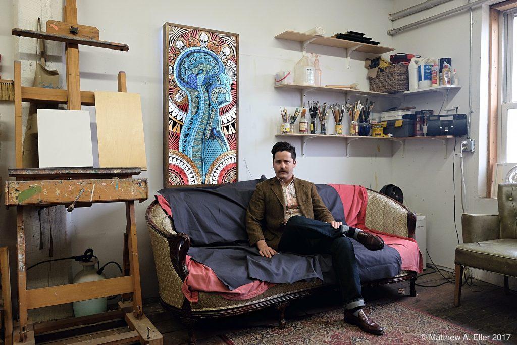 Artist Interview: Beau Stanton