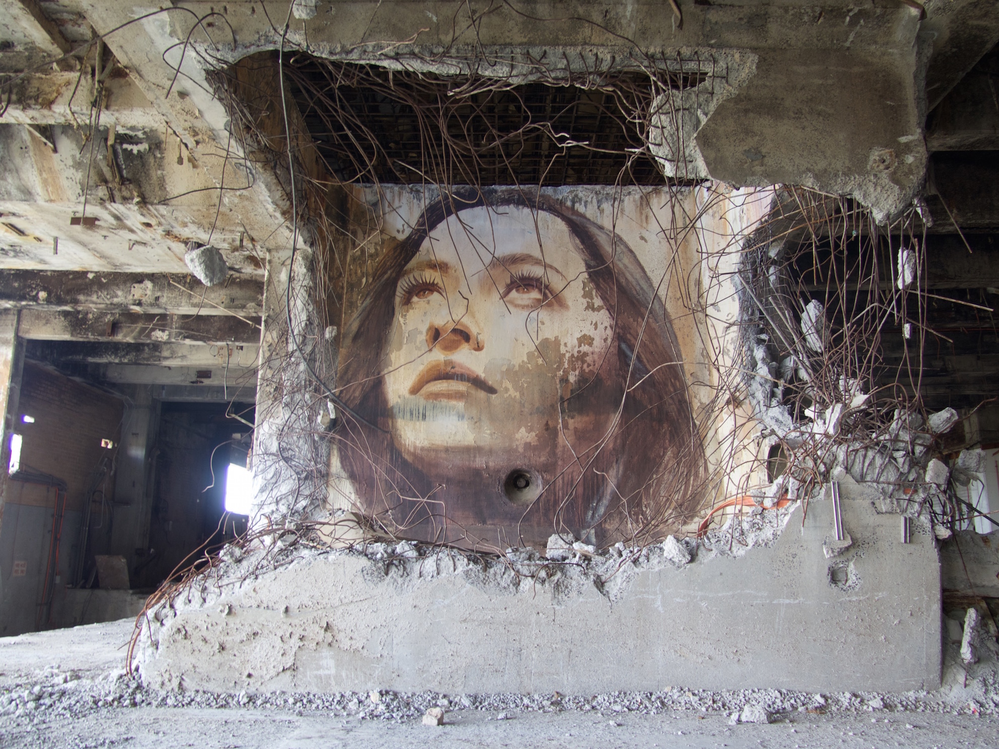 Rone The Alpha Project Melbourne Streetartnews